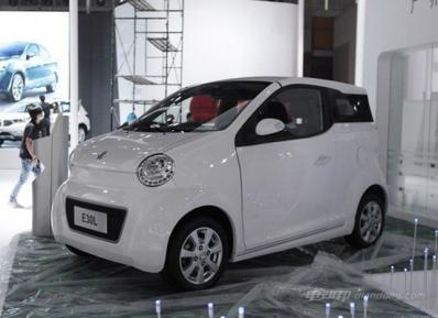 东风风神E30L新能源汽车 售价19.98万