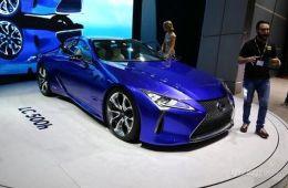 雷克萨斯LC500价格及车型介绍