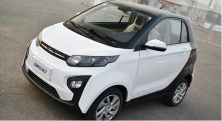 4款微型电动汽车车型推荐