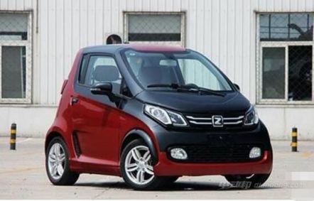 两款国产微型电动汽车对比