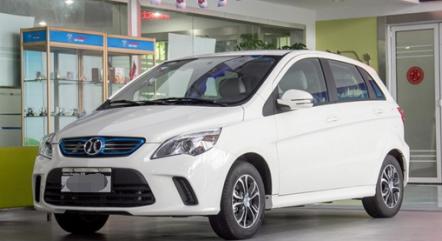2016年12月国产纯电动汽车销量排行榜前十