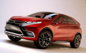 三菱XR-PHEV II概念车混合动力车介绍
