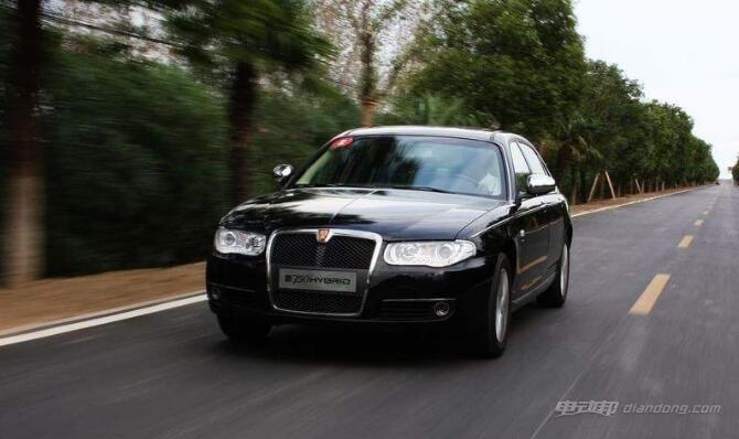 荣威750hybrid混动版采用了五大排放标准,分哈弗:发动机自动起停,混别为h5汽油版节油技术图片