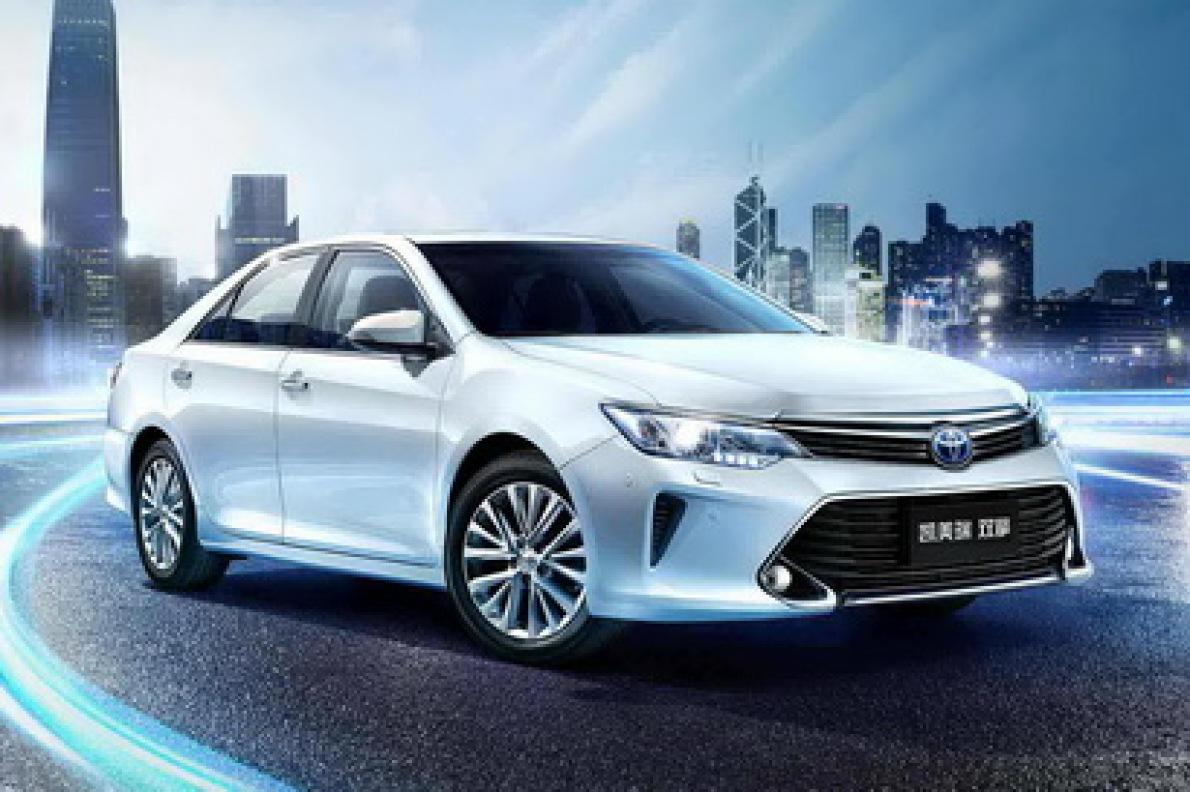 广州凯美瑞双擎优惠直降3.3万 现车充足