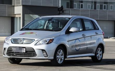 几款免摇号的纯电动汽车车型推荐