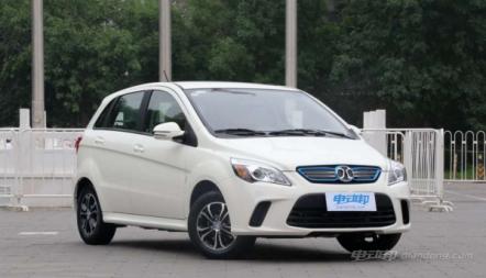 纯电动汽车ev200车型