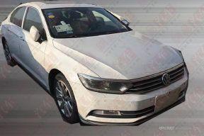 同步海外Passat GTE 迈腾插电混动版明年上市