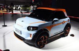 北汽新能源将推18款车型 ARCFOX主打中高端