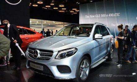 奔驰GLE 500 e价格及图片介绍