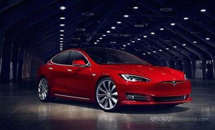 新款特斯拉Model S续航里程将提升为335英里