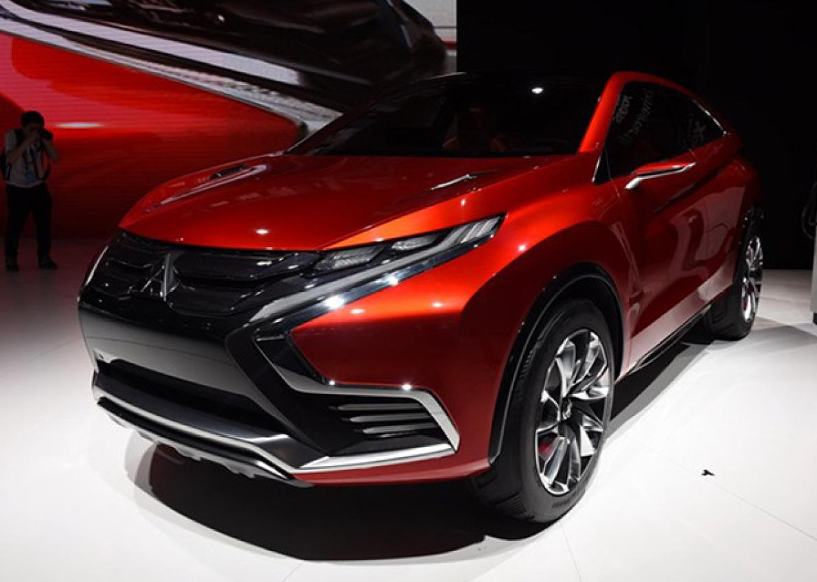 旗下最好车型 三菱XR-PHEV将于日内瓦发布