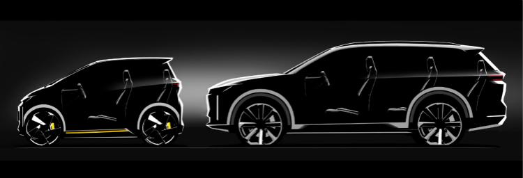 中大型豪华SUV和短途SEV 车和家最新进展
