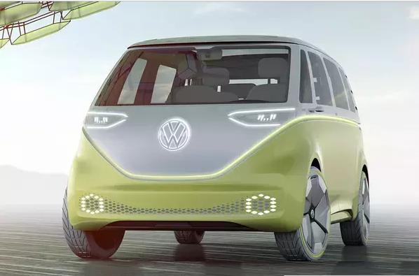 大众I.D.电动车新消息 将推GTI版车型