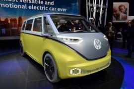北美车展上的六款新能源车亮点解析