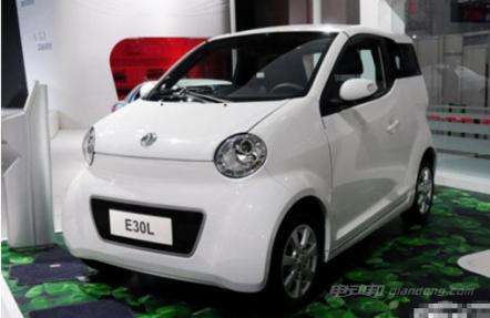 三款国产双座微型电动汽车车型推荐