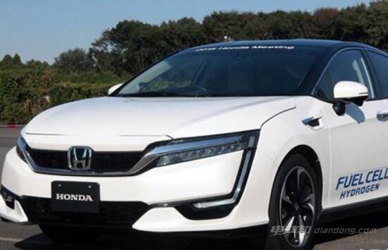 2018年推出本田將全力發展新能源汽車