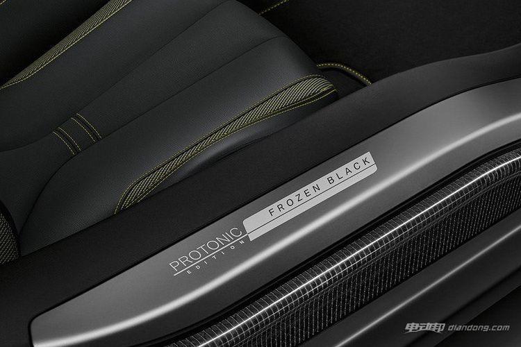 日内瓦车展首发 宝马i8两款特别版官图