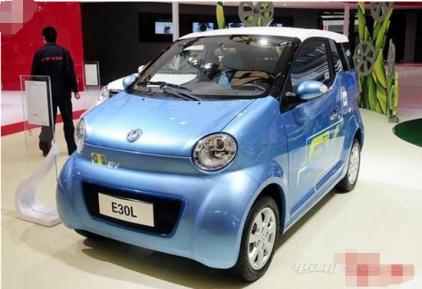 锂电池电动汽车排名