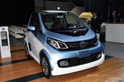 众泰新能源汽车介绍