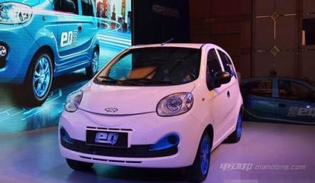 新能源汽车有哪些款