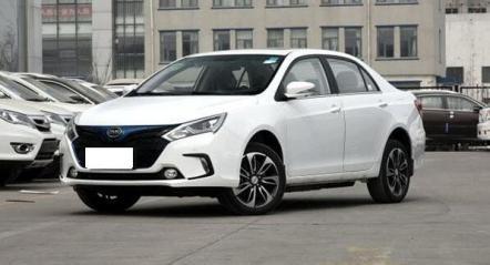 比亚迪秦 上海新能源车价格上涨