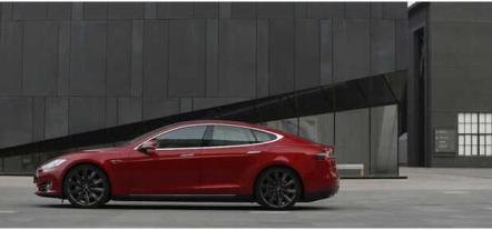 特斯拉:续航最长的电动汽车