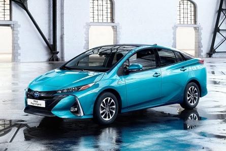丰田 普锐斯(海外) 新能源汽车