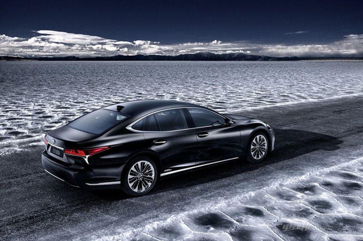 新款LS 500h官图发布 日内瓦车展正式首发!