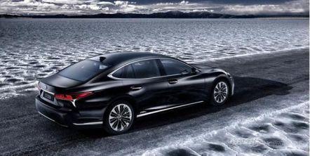 雷克萨斯全新LS 500h动力及车型介绍