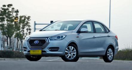 江淮iEV5电动汽车的价格和图片