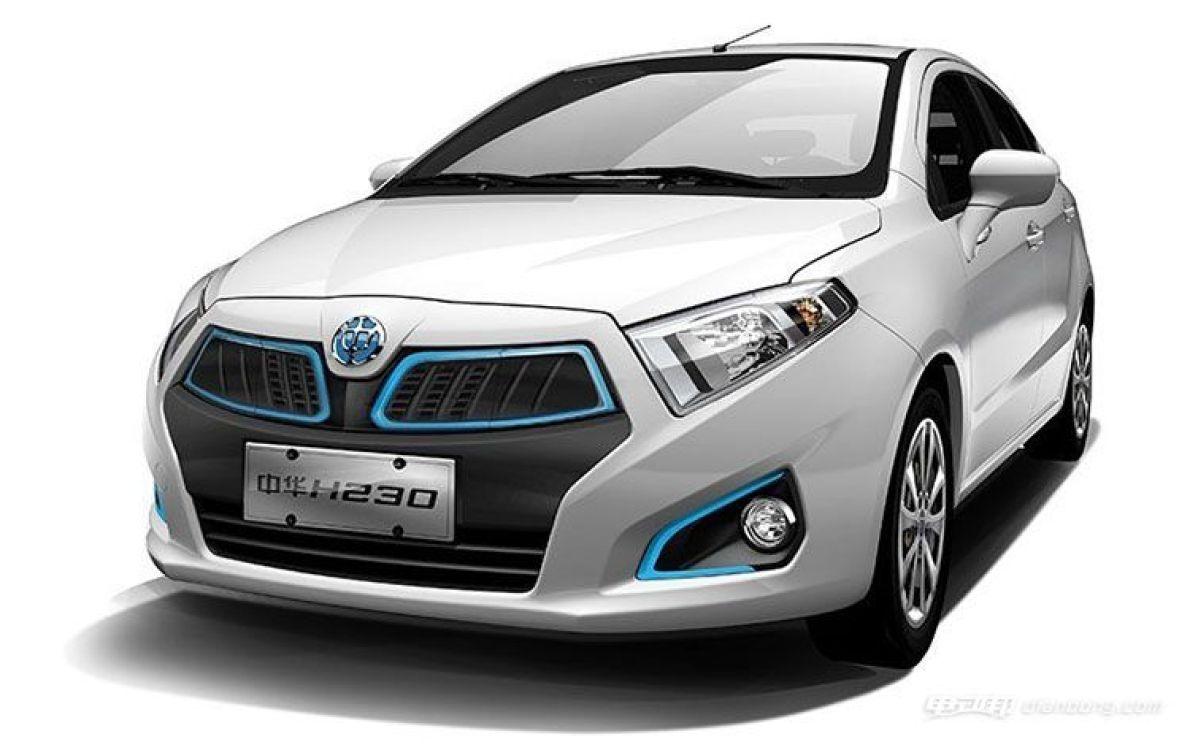 中华H230新能源上市 售16.98万-17.98万