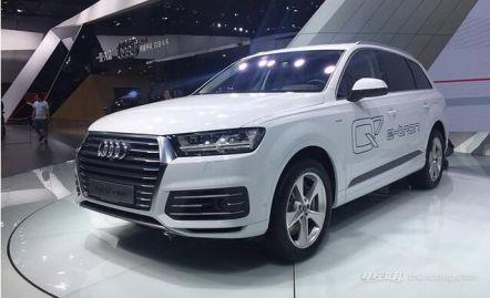 奥迪Q7 e-tron车型及油耗介绍