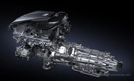 雷克萨斯LC500h加速及车型介绍