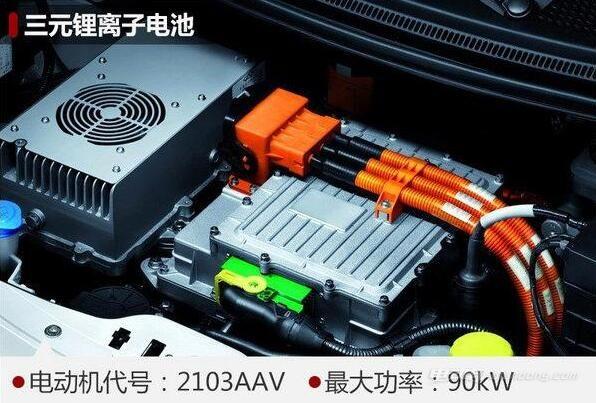 奇瑞瑞虎3X纯电版动力