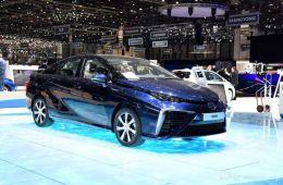 燃料电池系统存隐患 丰田宣布召回所有Mirai