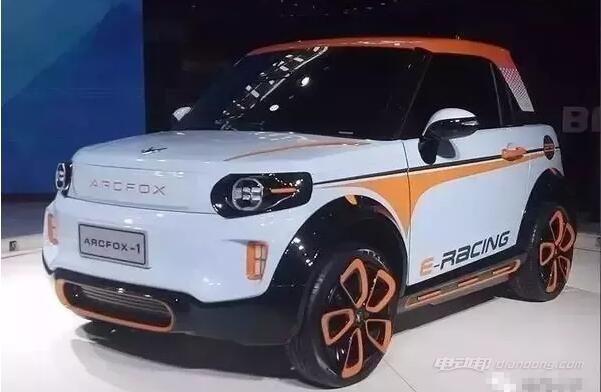 北汽新能源ARCFOX-1