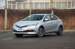 一汽丰田新款卡罗拉双擎混动有望于5月上市