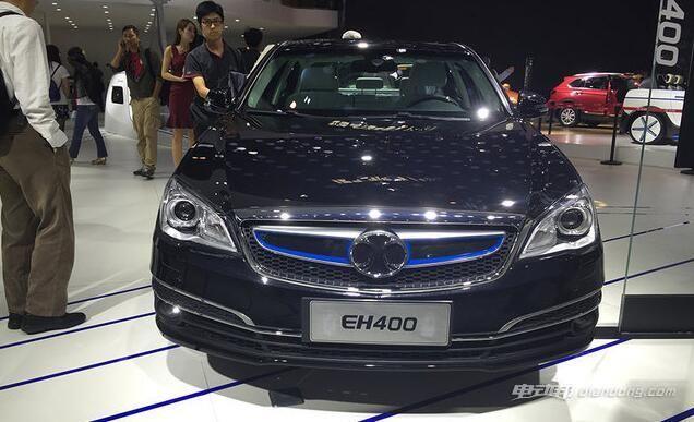 北汽新能源EH400外观
