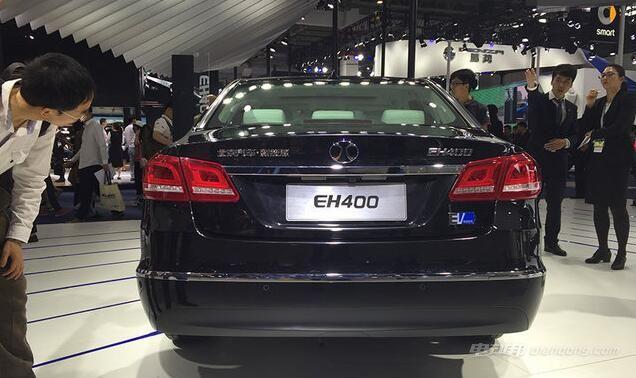 北汽新能源EH400动力