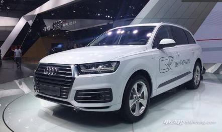 奥迪Q7 e-tron报价及车型介绍