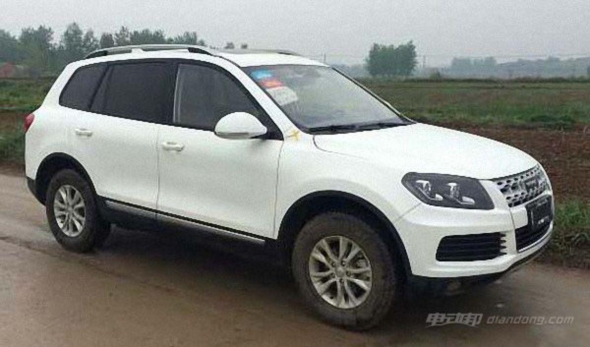 曝野马T70 EV申报信息 紧凑纯电动SUV