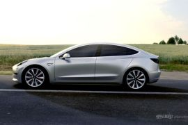 马斯克:Model 3从7月开始限量生成
