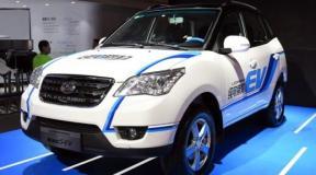 猎豹C5-EV纯电动汽车怎么样?图片
