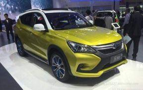 比亚迪宋EV将于4月正式上市 两种车型可选
