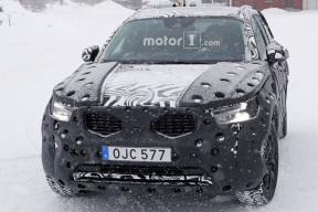 沃尔沃XC40混合动力车型有望于今年秋季发布