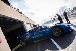 蔚来EP9无人驾驶车创每小时257公里最快记录