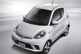 知豆获得第十一张新建纯电动乘用车资质