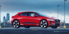 捷豹将在日内瓦车展推出I-Pace纯电动版原型车