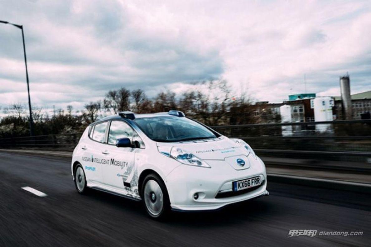 雷诺日产牵手Transdev 建自动驾驶电动车队