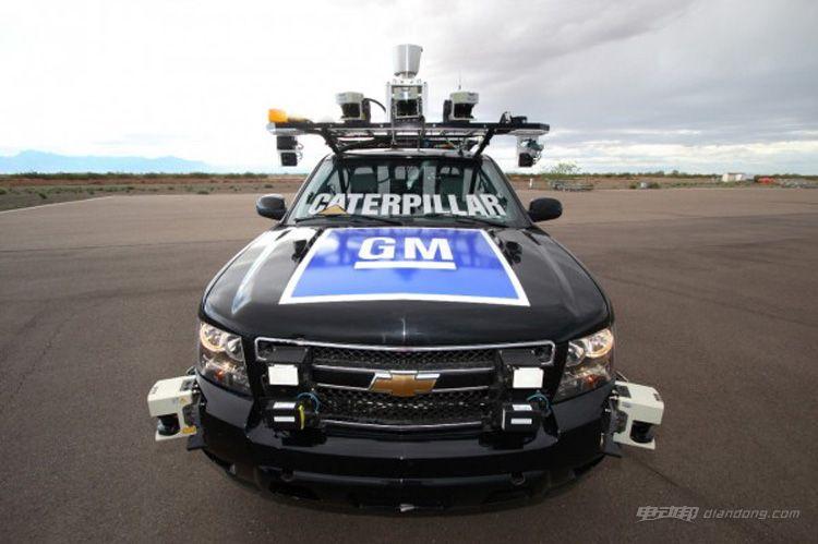 通用被爆操纵美国自动驾驶立法 禁止Uber上路测试